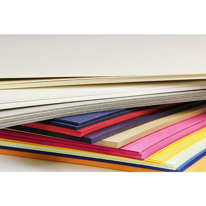 Gmund colors matt cardstock paper