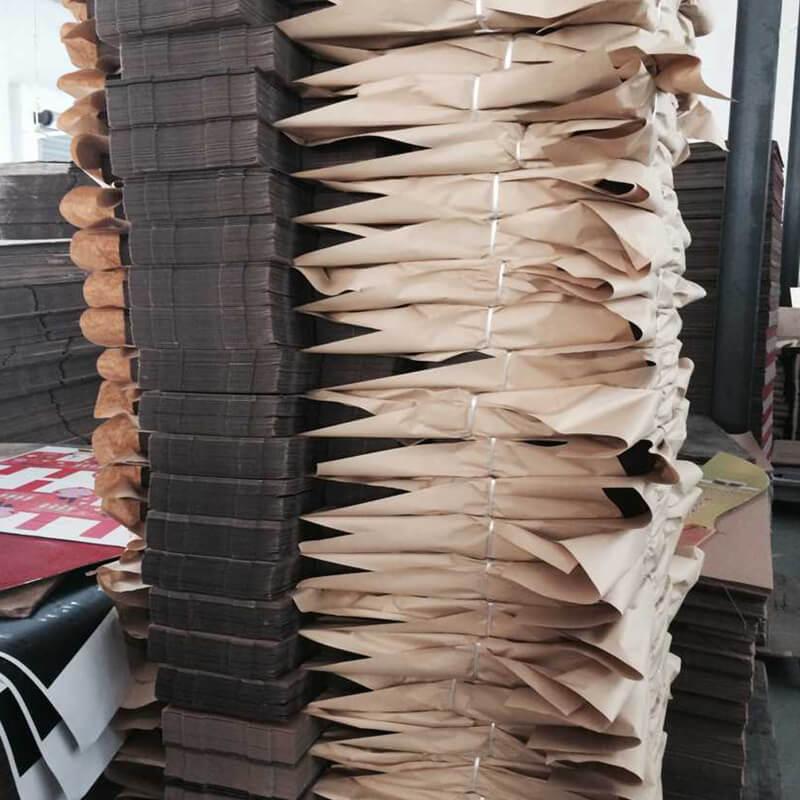 Half Packed Kraft Paper Packing
