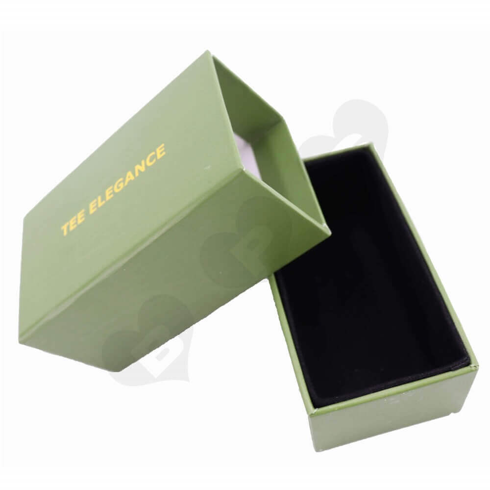 Jewelry Slip Packaging Boxes sideview one