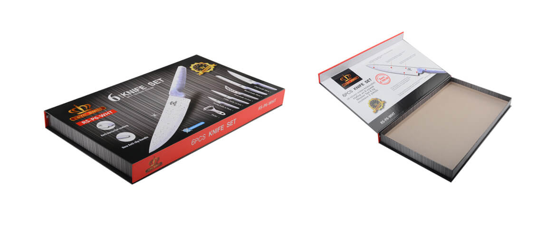 Kitchen Knife Set Packaging Box