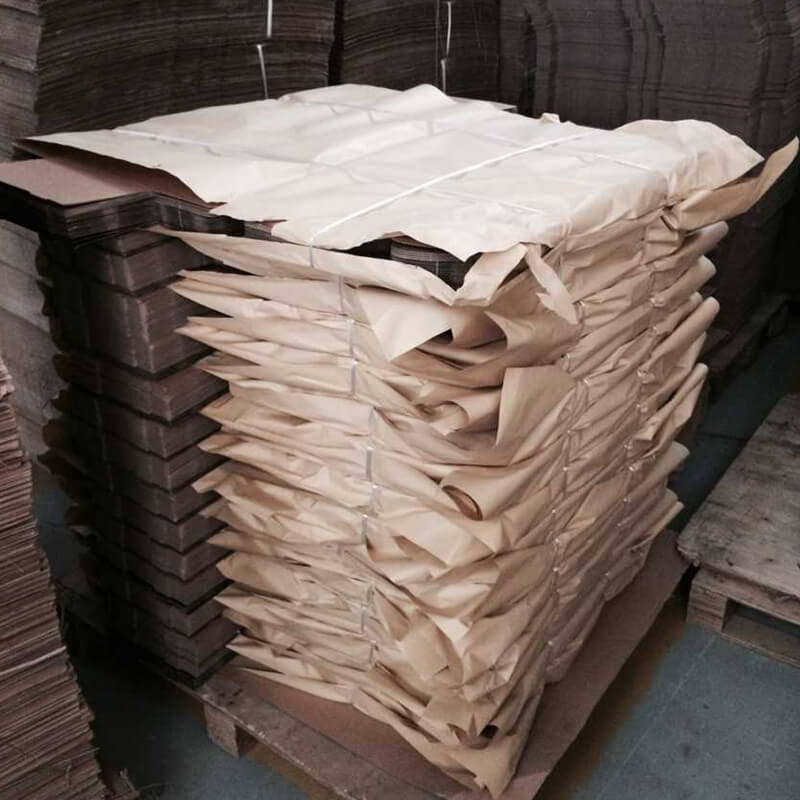 Kraft Paper Packing For Offset Printed Box