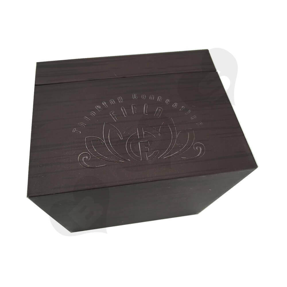 Crystal Packaging Gift Box Side View Five