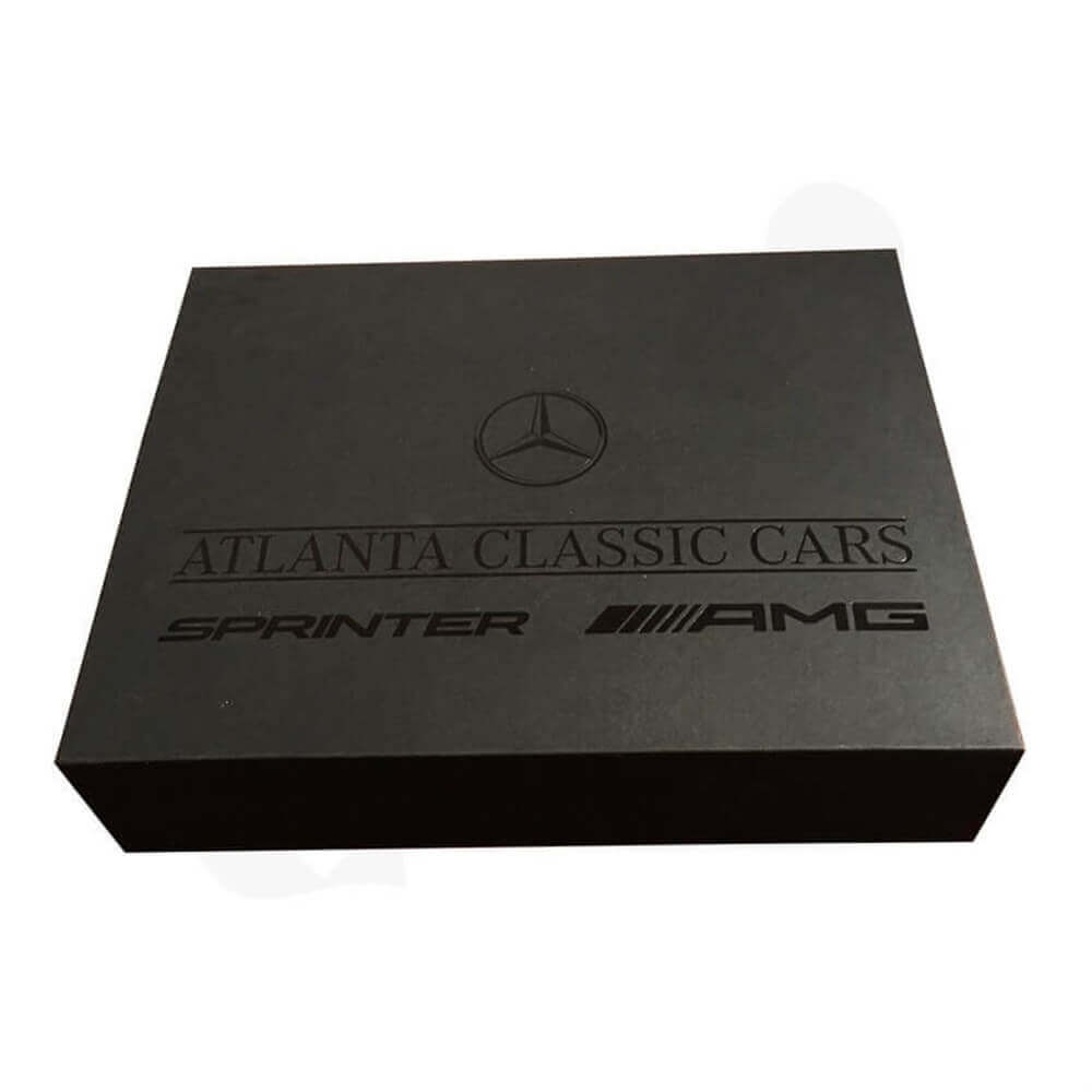 Luxury Car Accessory Packaging Gift Boxes Sideview Seven