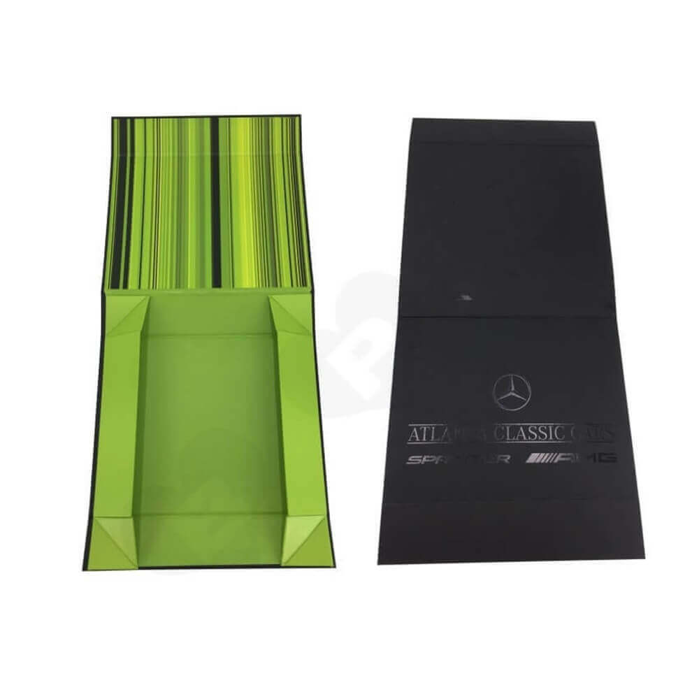 Luxury Car Accessory Packaging Gift Boxes Sideview Two