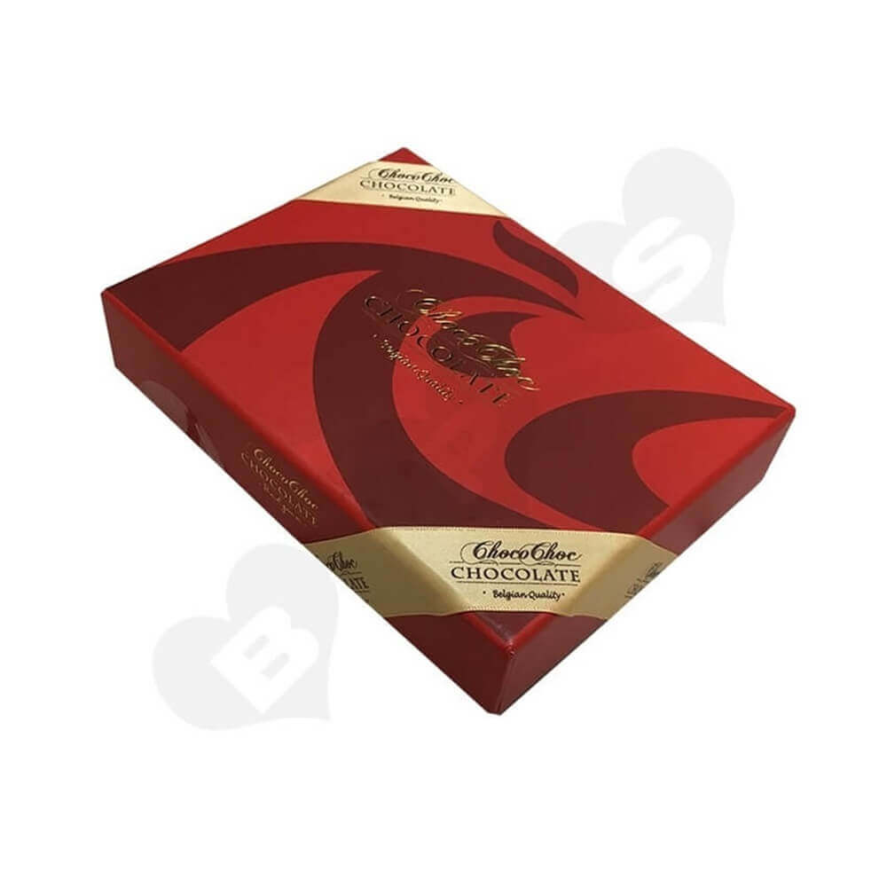 Luxury Chocolate Packaging Box Side View Four