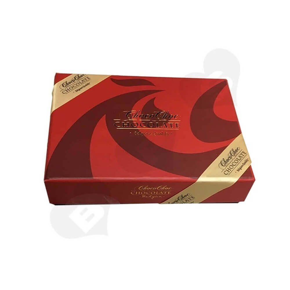 Luxury Chocolate Packaging Box Side View Three