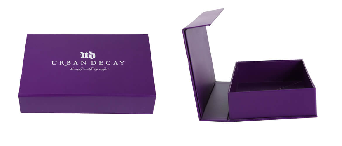 Magnetic Closure Box For Beauty Products