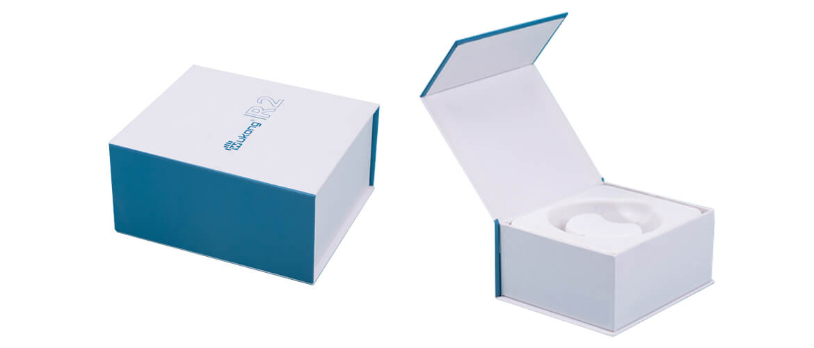 Magnetic Closure Gift Box For Smart Wristband