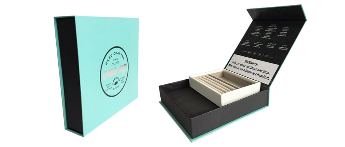 Magnetic Closure Playing Game Packaging Box