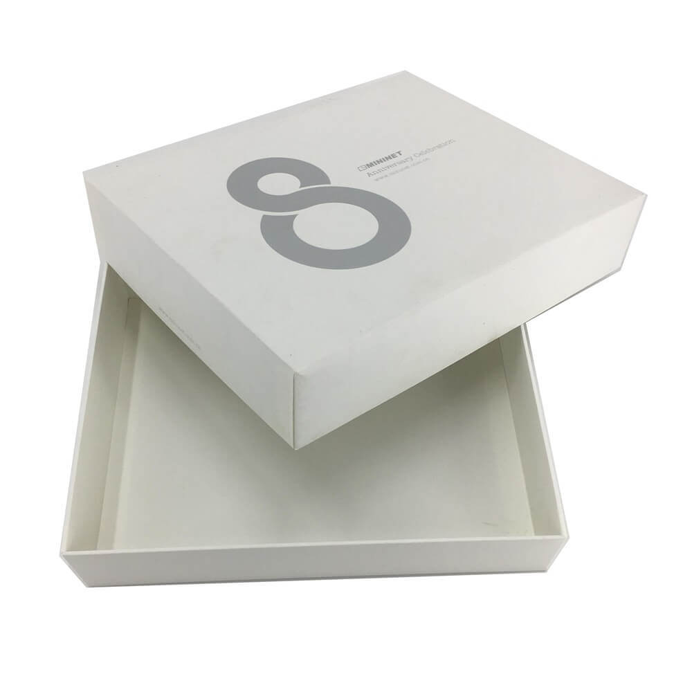 Network Device Rigid Packaging Box Side View One