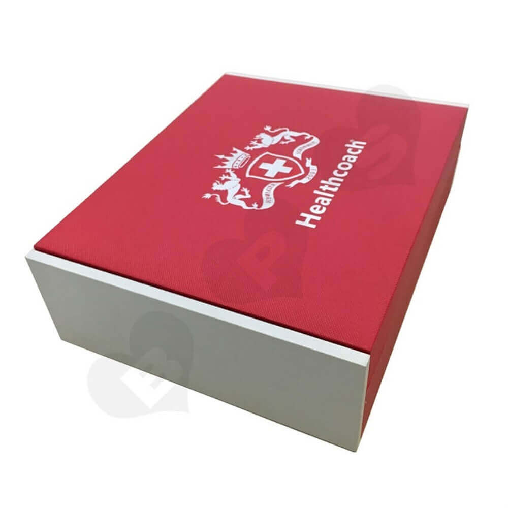 Nutrition Gift Packaging Box Sideview Three