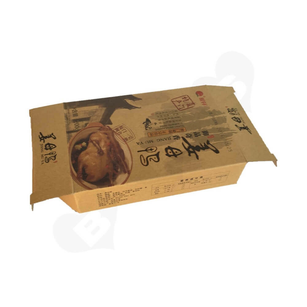 Offset Printed Meat Packaging Box (7)