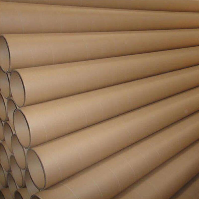 Paper Tube Made From Kraft Paper