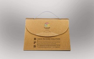 Paperboard carrier box