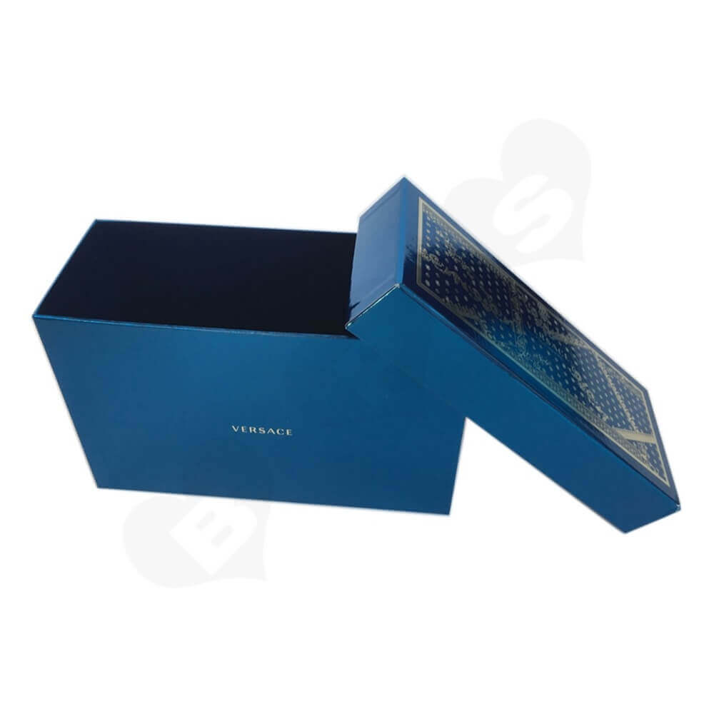 Perfume Kit Packaging Box Side View Six