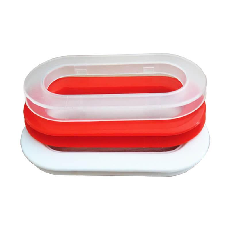 Plastic Oval Shape Handle