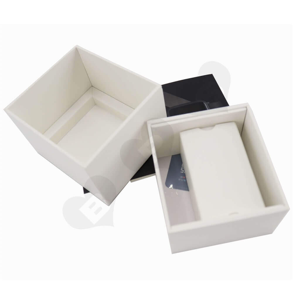 Printed Fit Watch Box With Sleeve Side View Five