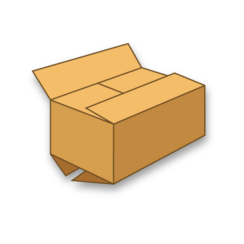 Regular Slotted Carton -RSC