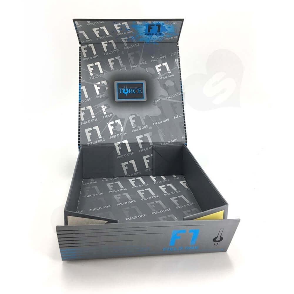 Rigid Paintball Marker Packaging Box side view six