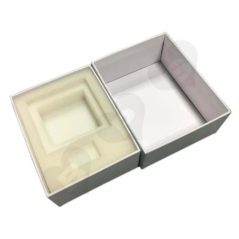 Smartphone Packaging Box Side View Six