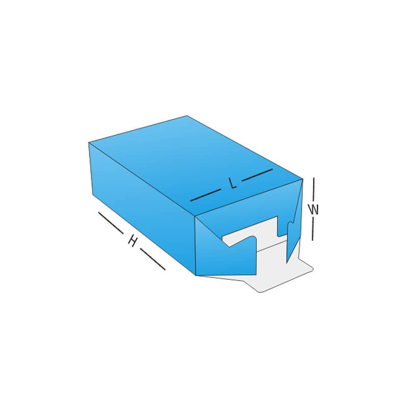 Snap Lock Bottom Box Style