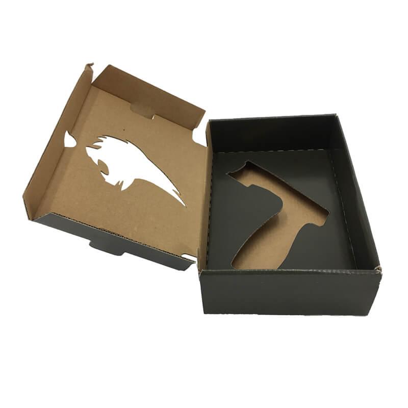 Spray Trigger Packaging Box Insert