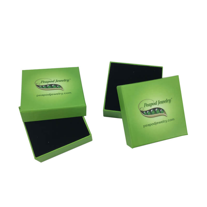 Top And Bottom Box Packaging For Jewelry