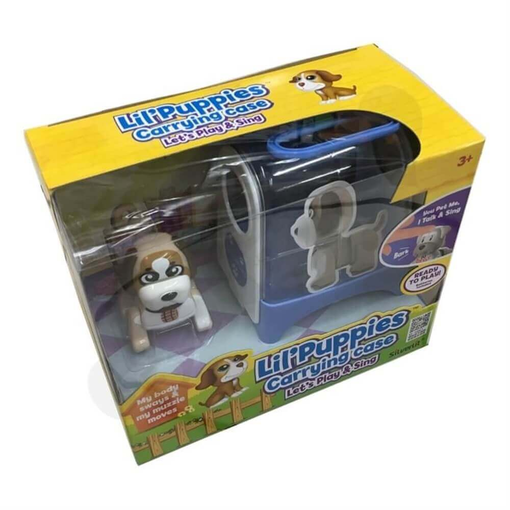 Toys Packaging With Plastic Window Sideview One