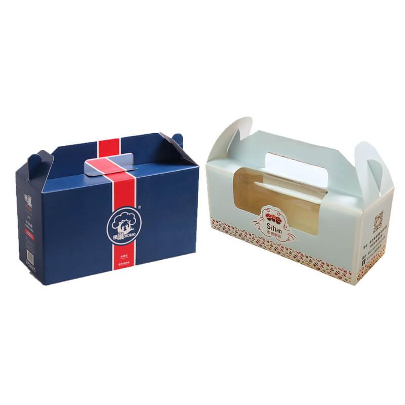 Virgin Paper Gable Top Box