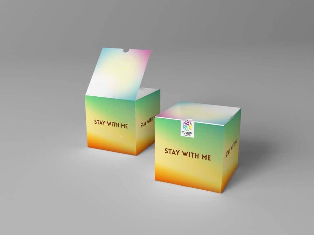 virgin paperboard printed boxes