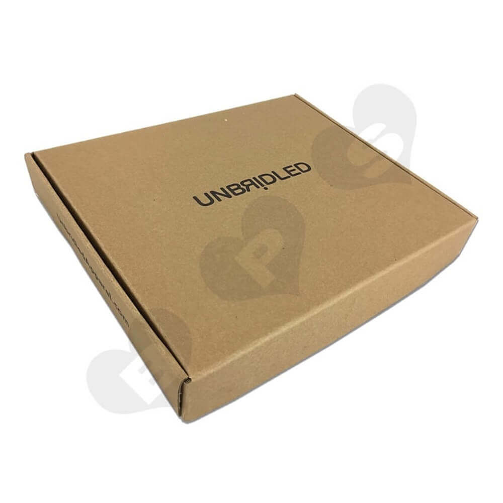 Apparel Mailer Box Side View One