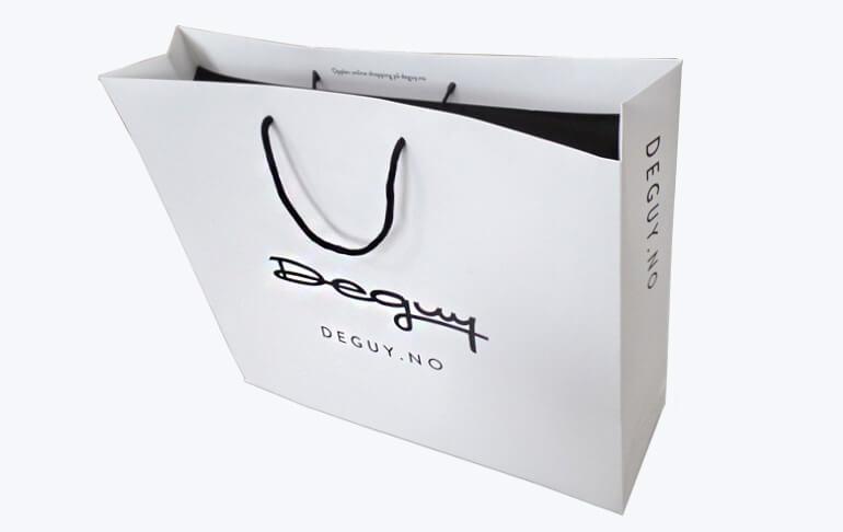 Apparel Packaging Bag