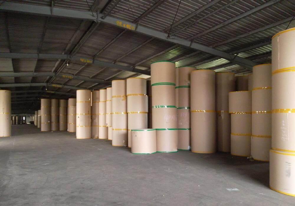 BROWN KRAFT PAPER MANUFACTURER PAPER MILL