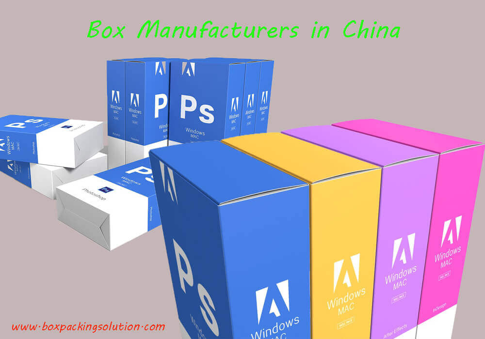 Box Manufacturers In China