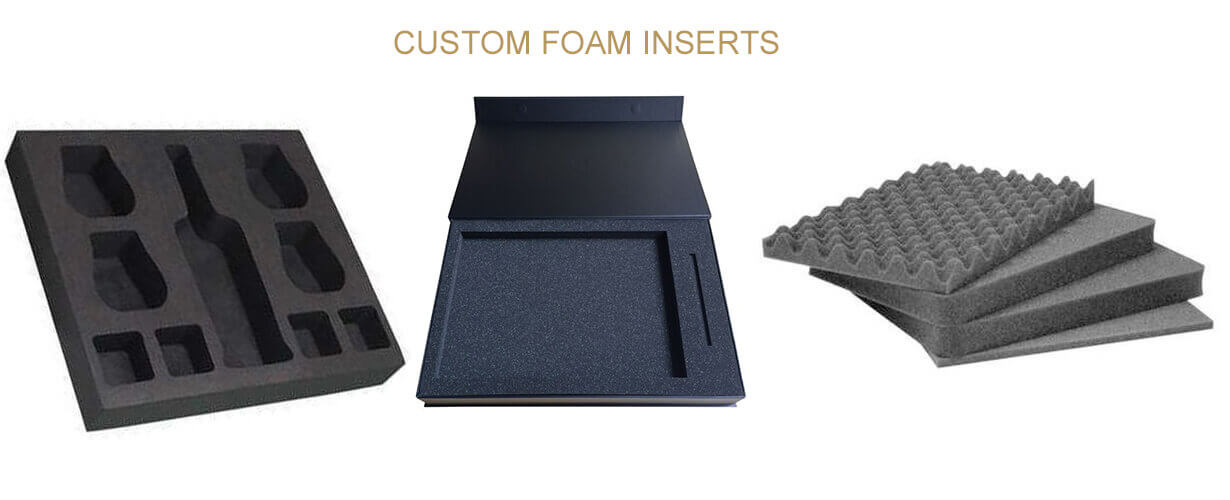 CUSTOM FOAM INSERTS DIVIDERS
