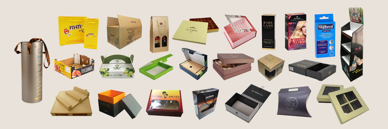 China Paper Packaging Supplier