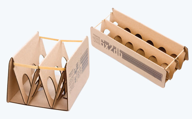Corrugated Egg Carton Packaging 2