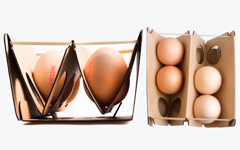 Corrugated Egg Carton Packaging
