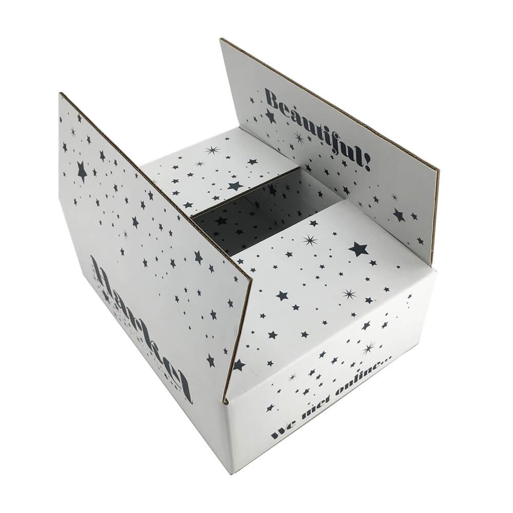 Corrugated Fiberboard Box Sample