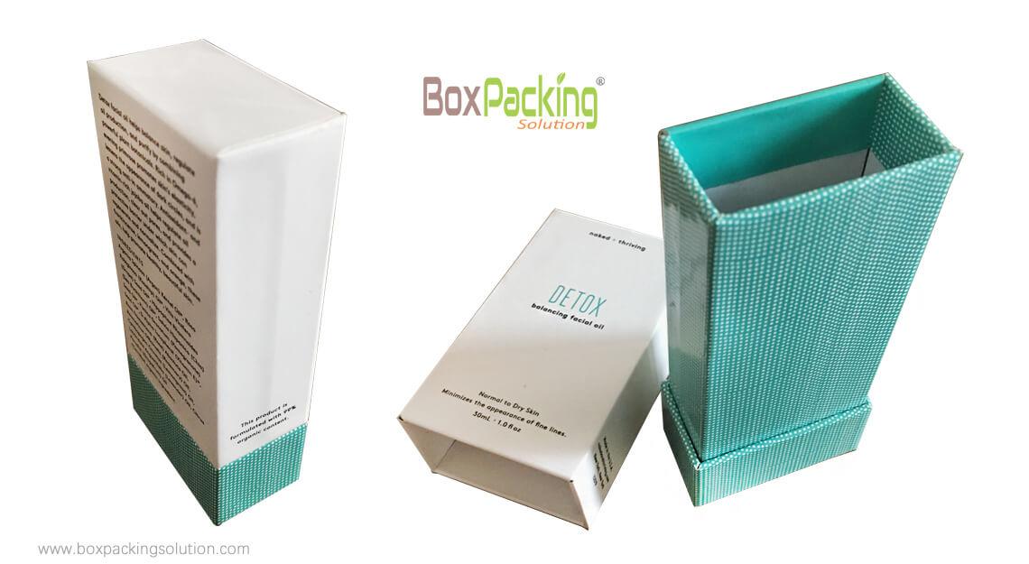 Cosmetic Packaging Box Design