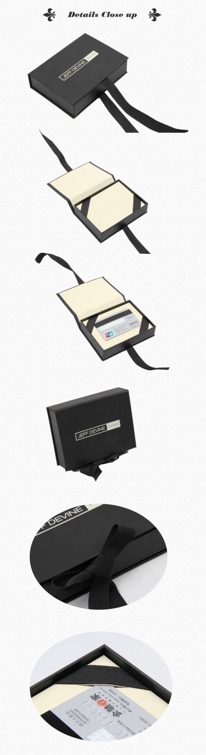 Custom Credit Card Package Box