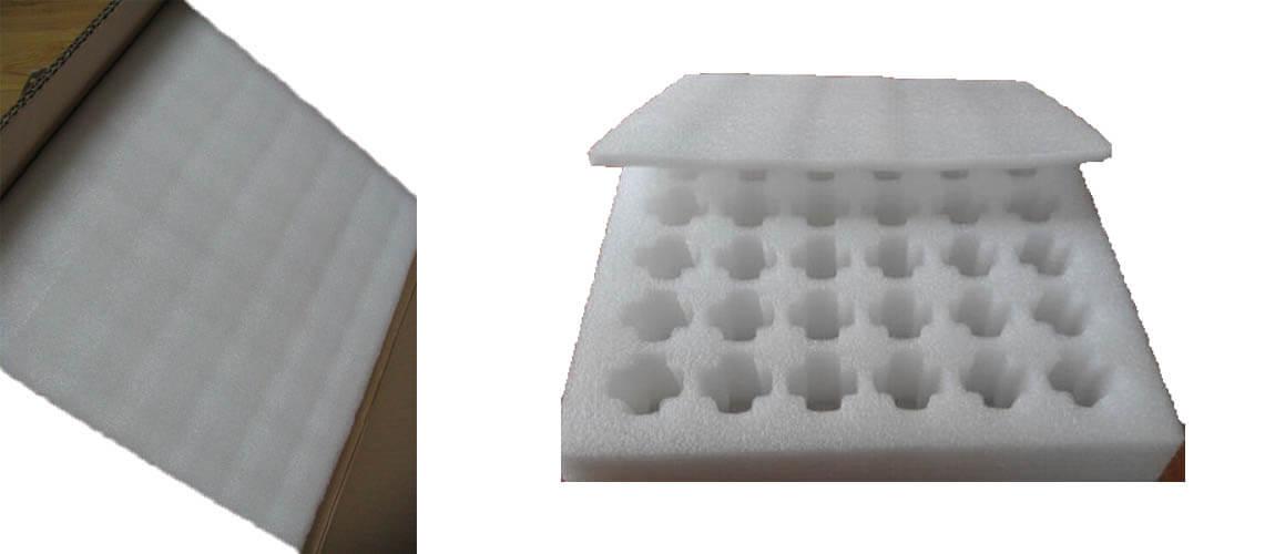Custom Egg Protection Foam