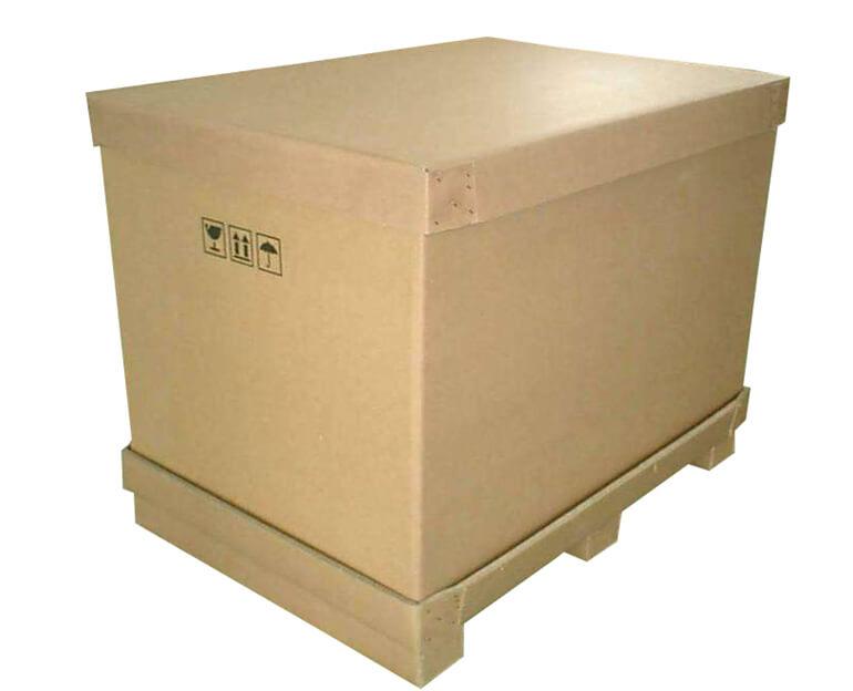 Custom Made Pallet Boxes Manufacturer