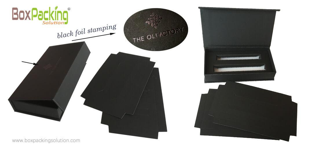 Custom Made Rigid Tooling Box