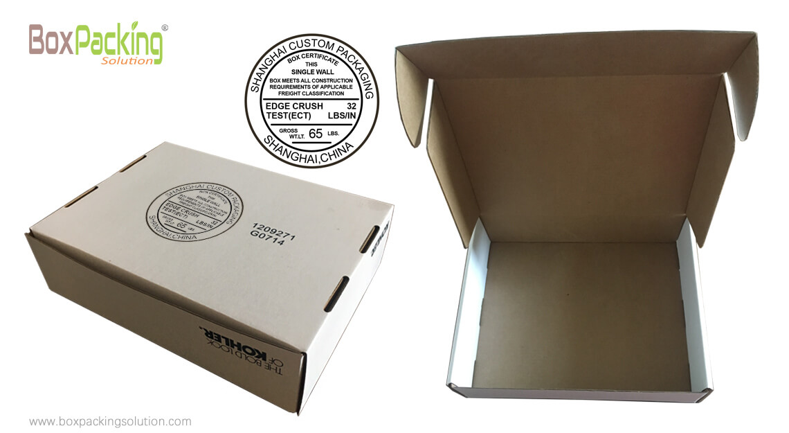 Custom Mailer Packaging Box Design