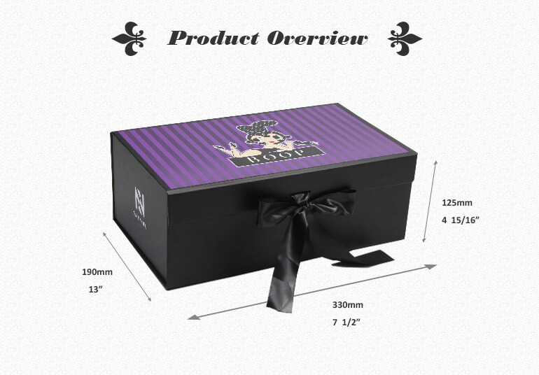 Custom Rigid Box For Underwear