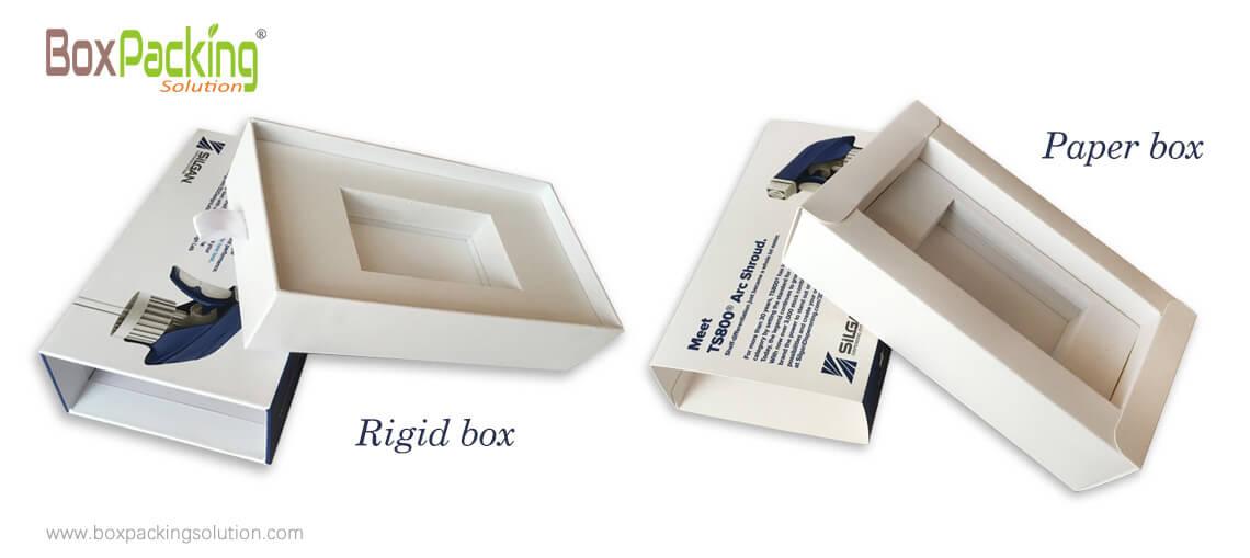 Custom Rigid Rawer Box And Paperboard Drawer Box
