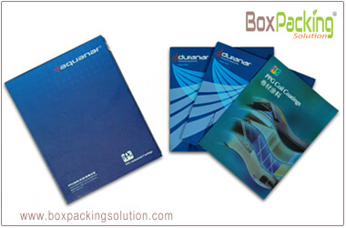 Custom product catalog printing