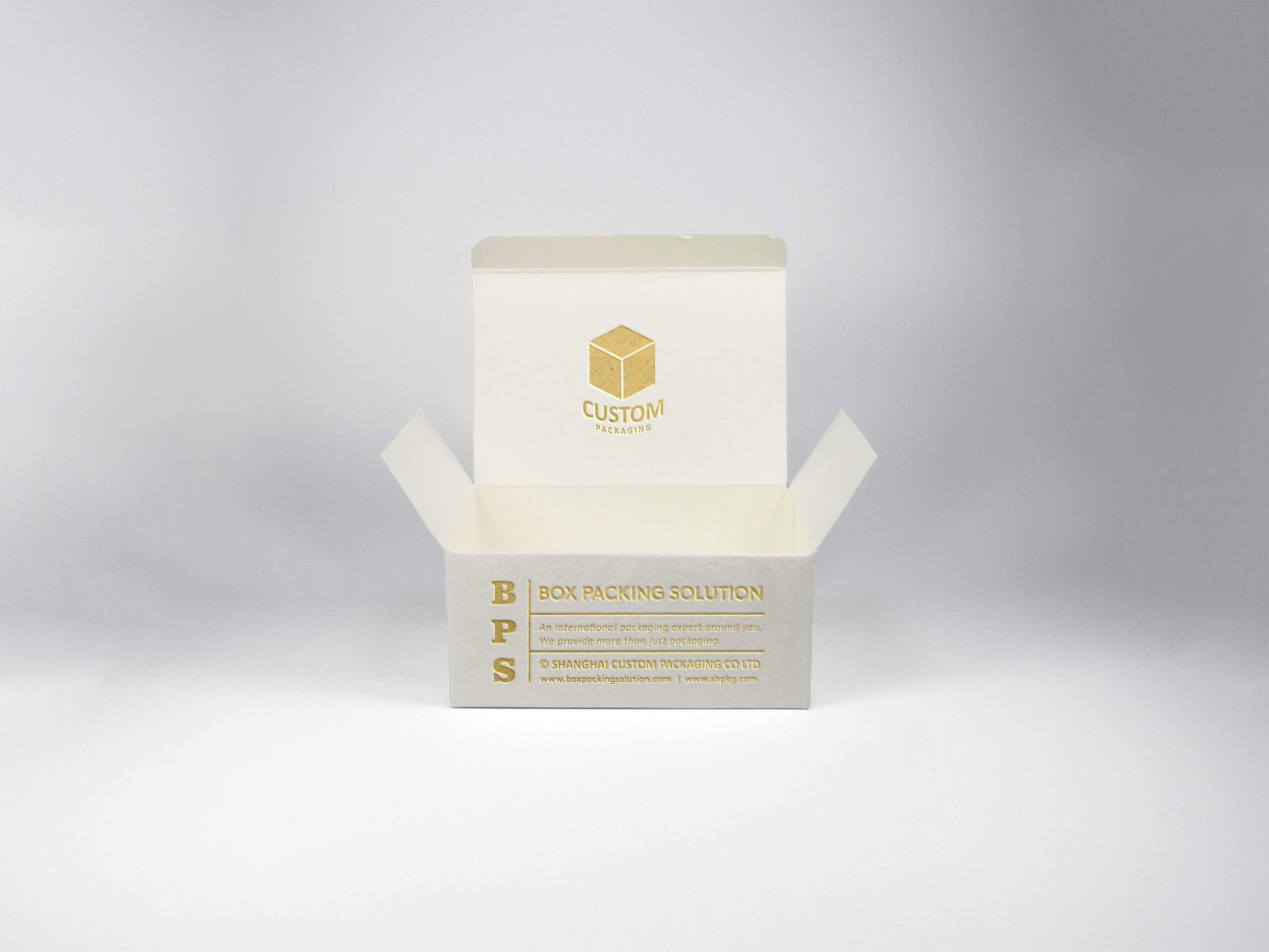 Customized Paperboard Ring Boxes Top Open