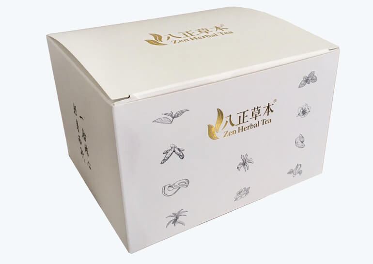 Customized Tea Bag Packaging Boxes